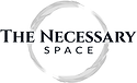 The Necessary Space_logo_B-lB-W_720px.pn