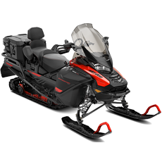 skidoo expedition se