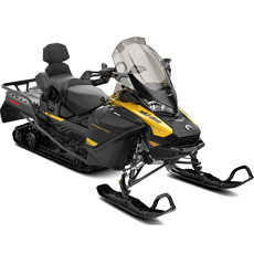 skidoo expedition le