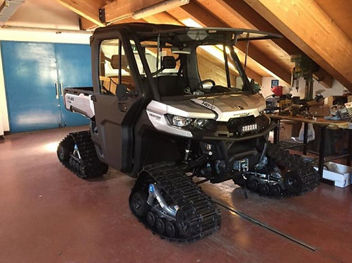 CAN AM TRAXTER PRO T HD10