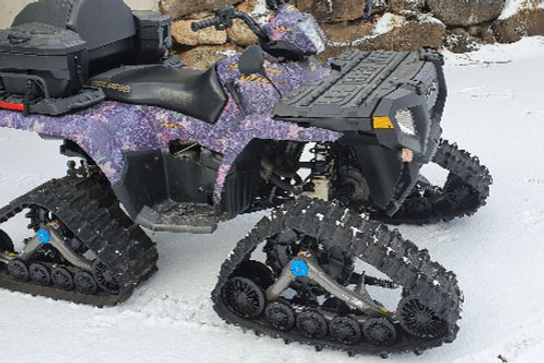 Polaris Sportsman 800EFI E Twin