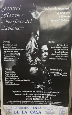 Festival Flamenco Jaén