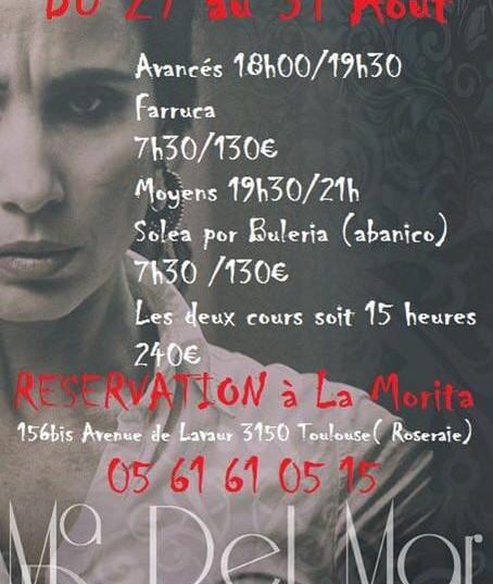 Curso en Toulouse