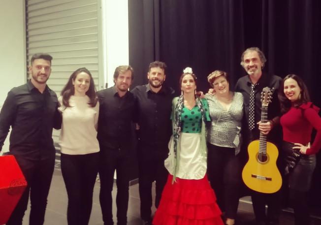 "Concurso de cante ""Castillo de Baños"""