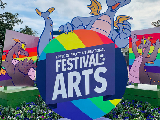 Foodie Guide to the 2021 Taste of EPCOT International Festival of the Arts