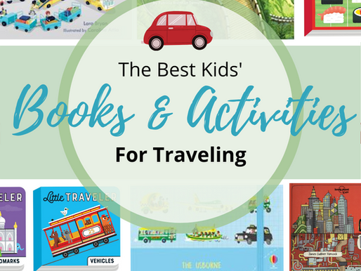 The best travel reading for kids!