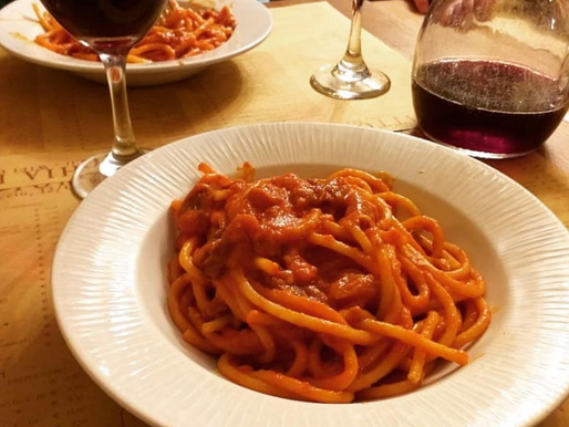 Your Roman Last Supper