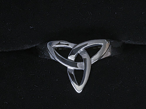 Sterling Silver Triple Knot