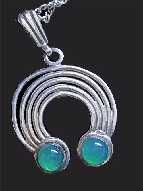 Irish  Tara Pendant sterling silver  Irish Hallmark