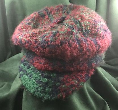 Woolen Knit Cap