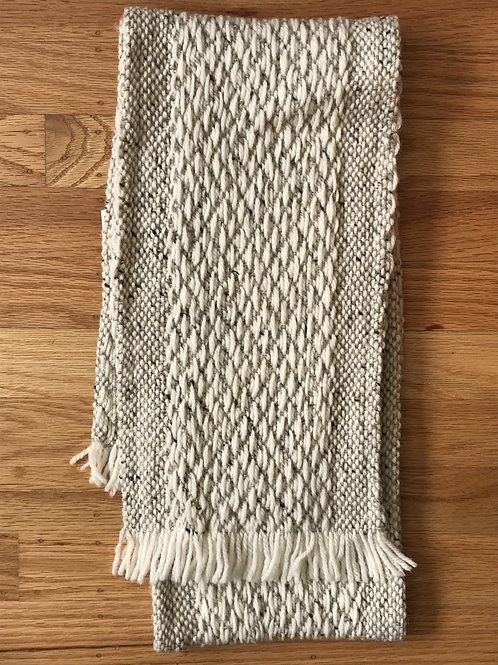 Country Wool Scarf