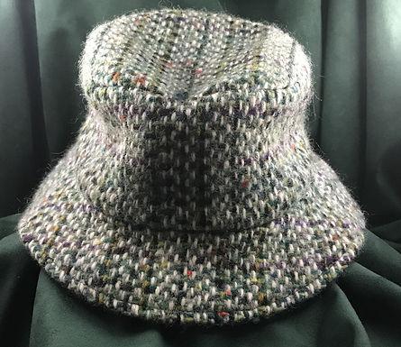 Ladies Kildare Green Tweed Hat