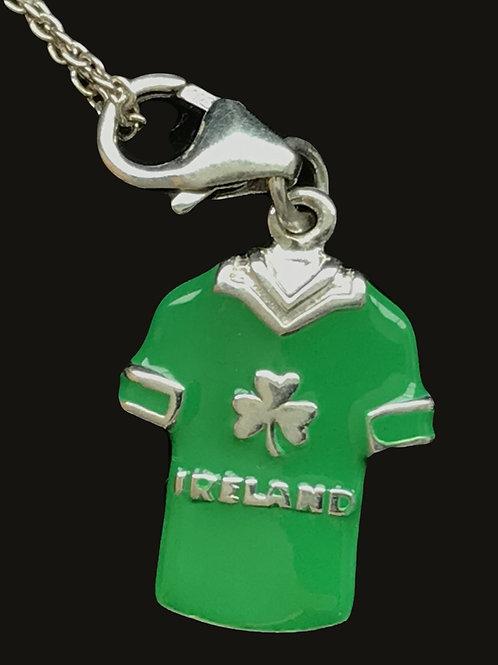 Ireland Jersey Pendant