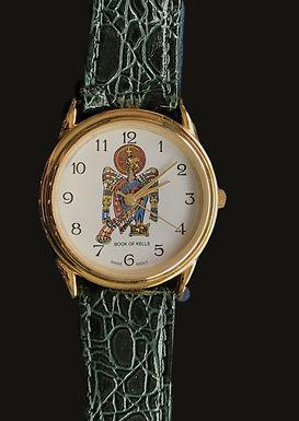 Book of Kells Watch made in Ireland