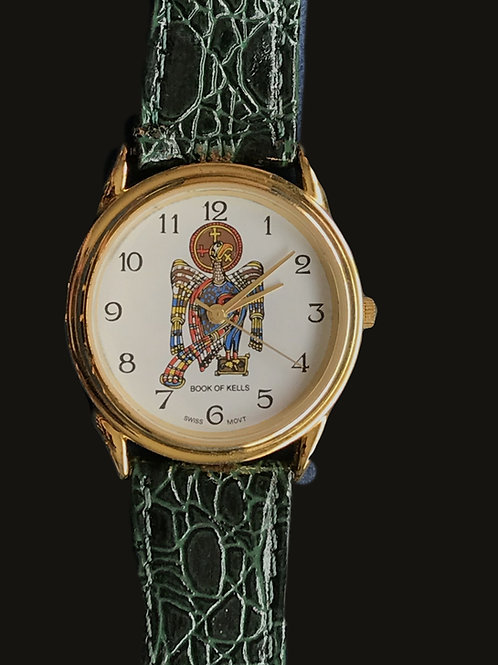 Book of Kells Watch made in Ireland