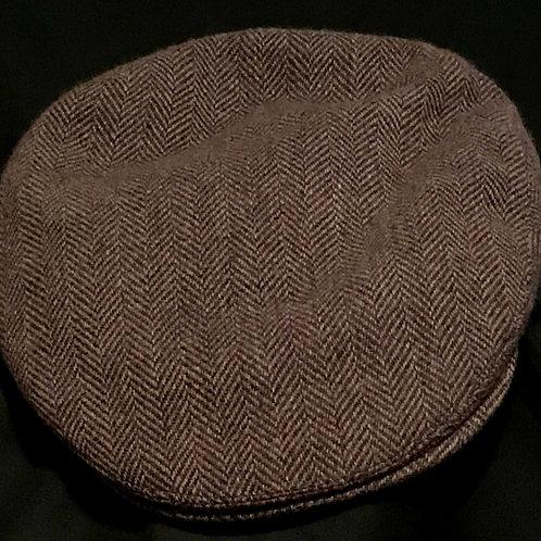 Jonathan Richard Flat Tweed Caps
