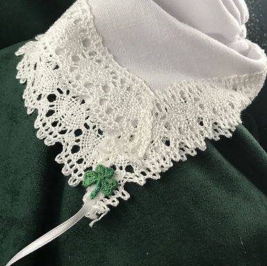 Baby Bonnet /Irish Wedding Hanky