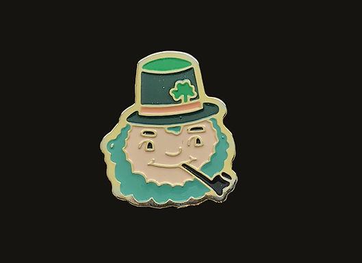 Luck Leprechaun Souvenir Pin