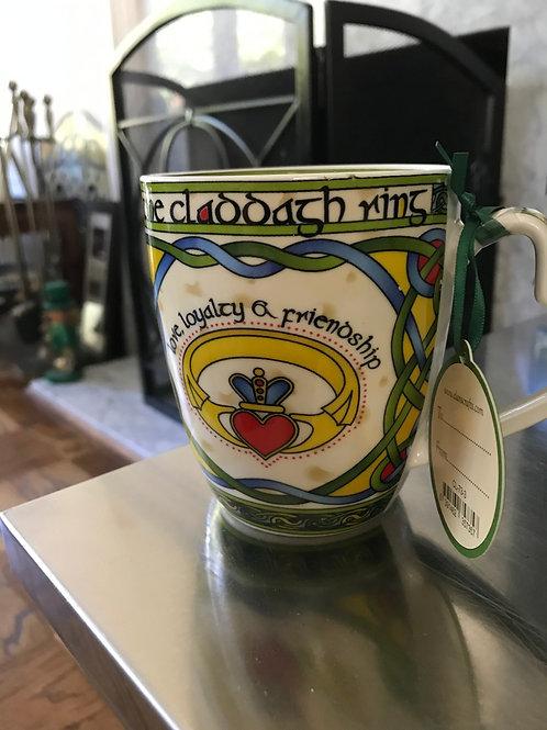 Claddagh Ring Mug