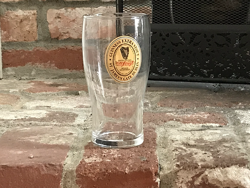 Guinness Pint Glass