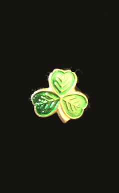 Shamrock Stick Pin St. Patrick's Day
