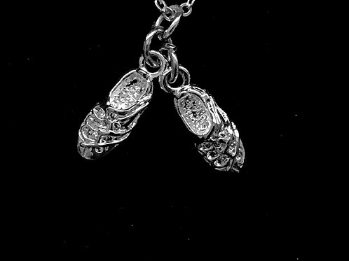 Sterling Silver Ghillies Pendant