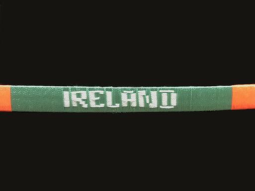 Threaded Ireland Braclet