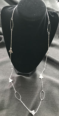 Trinity Knot Chain Necklace
