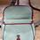 Thumbnail: Canvas and Leather Handbag