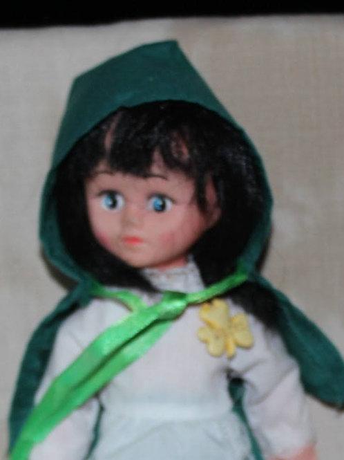 LIttle Irish Lass Doll