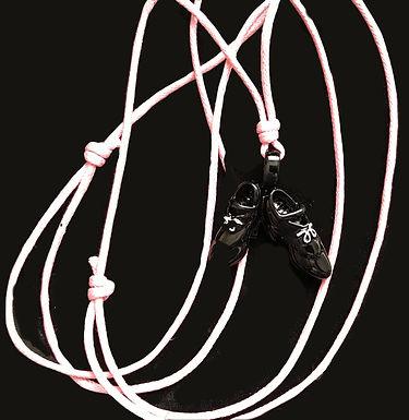 Irish Step Dancer Necklace