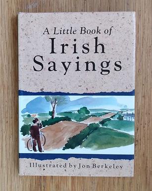 A Little Book of Irish Sayings