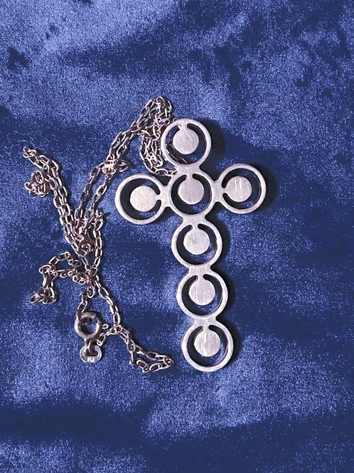 Newbridge Silverware Cross Pendant
