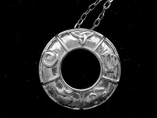 Irish Symbols Pendant