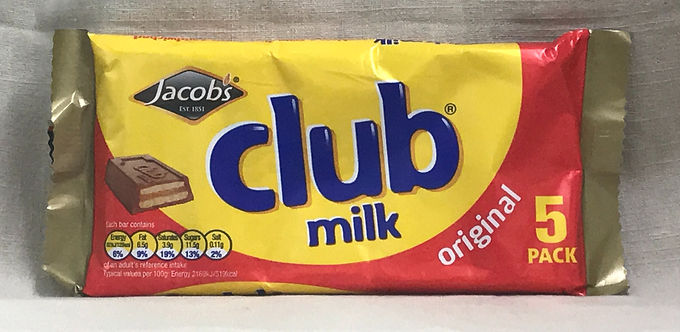 Club Milk Bars