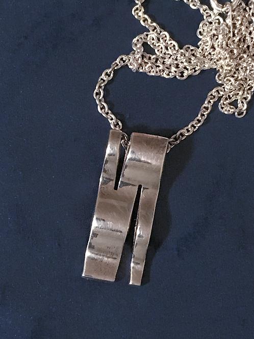 Newbridge Silverware Chunky Necklace