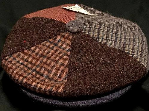 Jonathan Richard Gatsby Wool Cap