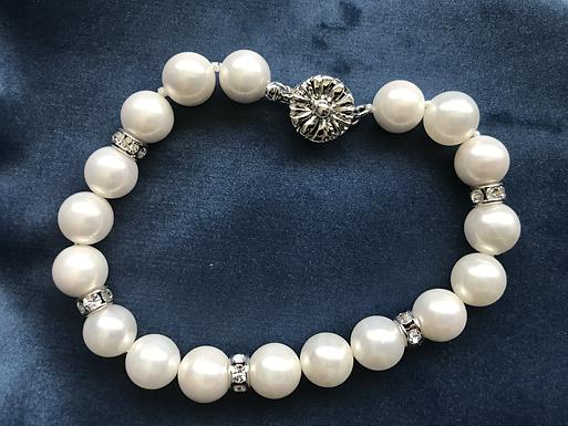 Newbridge Pearl Bracelet