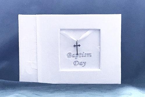 Baptism Day Keepsake Photo Album