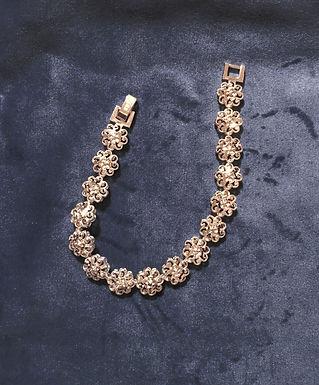 Floral Bracelet -Newbridge Silverware