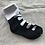 Thumbnail: Toddler Ghillie Socks