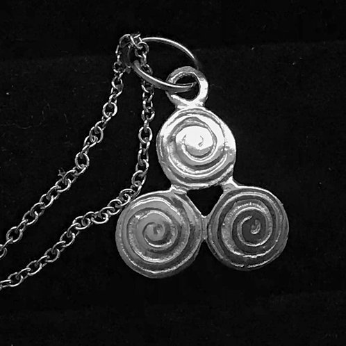 Three Celtic Circles
