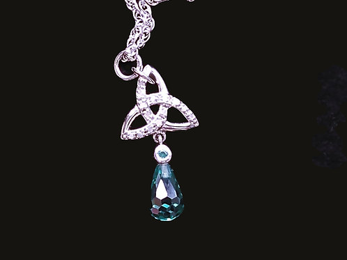 Trinity Knot Pendant by ShanOre Silver