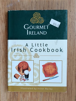 A Little Irish Bookbook