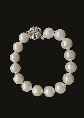 Newbridge Pearl Bracelet 12mm