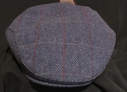 Mucros Weavers Trinity Tweed Flat Cap