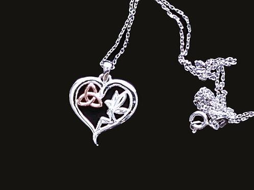 Fairy Trinity Pendant