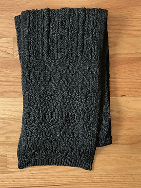 Merino Wool Scarf b Aran Crafts