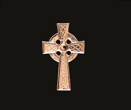 Celtic Cross Pin