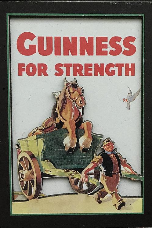 Guinness for Strength Magnet